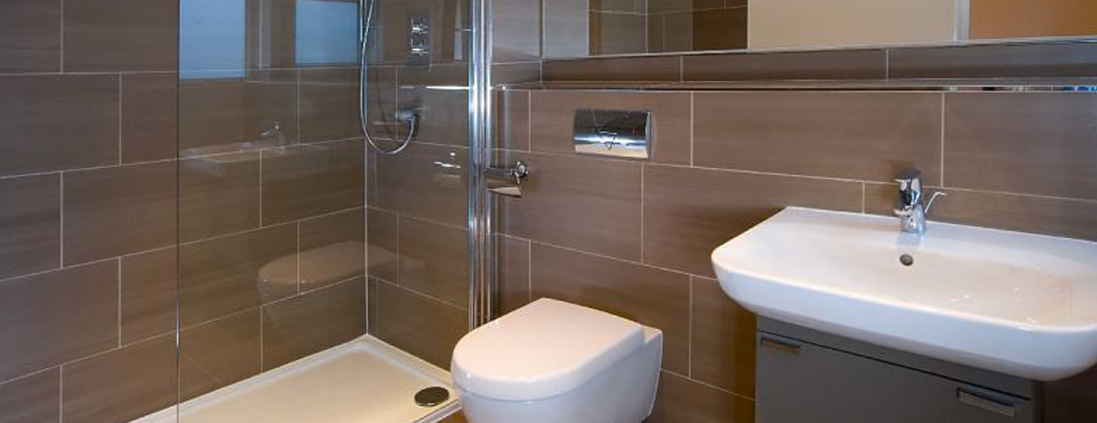 Peter Brown Complete bathroom installation package