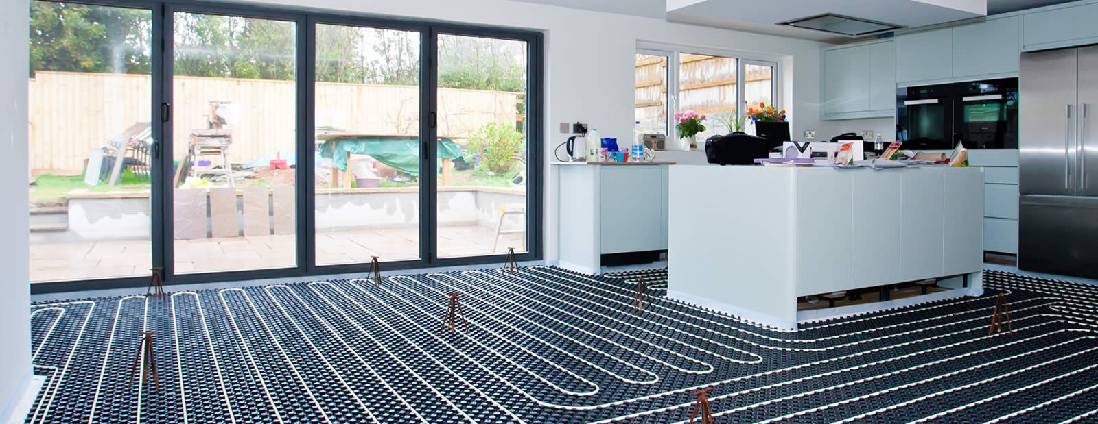 Peter Brown Underfloor Heating Services