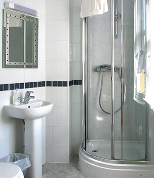 Ensuite Space Saving Showers