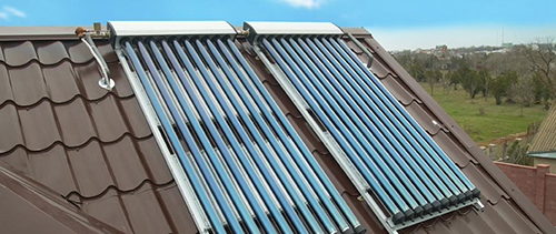 Peter Brown Solar Heating