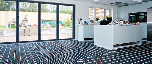 Peter Brown Underfloor Heating
