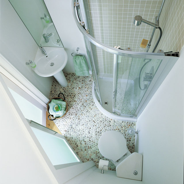 Peter Brown Space Saving Showers