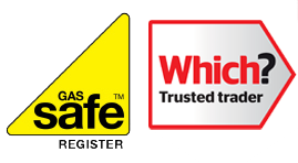 Gas Safe and Trusted Trader Registered